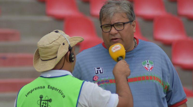 Pinheiro A.C anuncia retorno do Português Luís Miguel