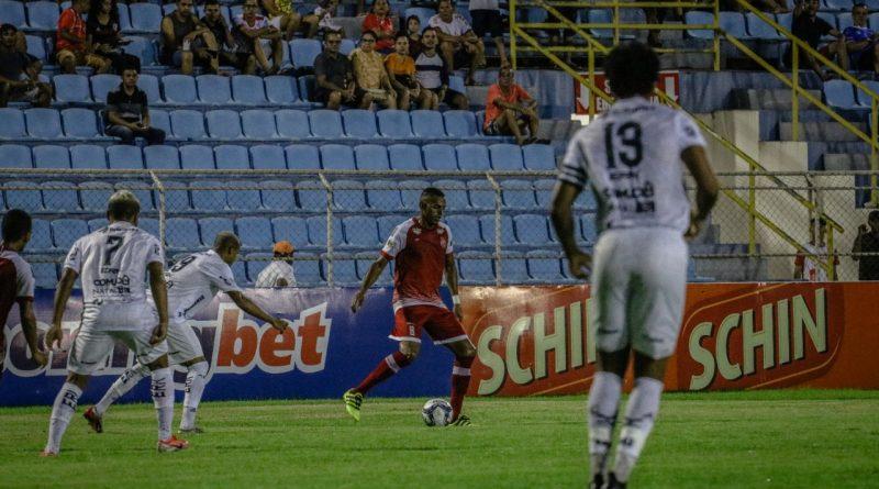 Copa do Nordeste: Imperatriz perde para o ABC-RN e se complica na competição