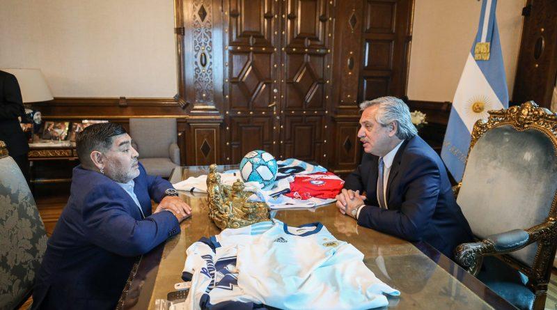 A história de amor e ódio de Alberto Fernández com o Argentinos Juniors