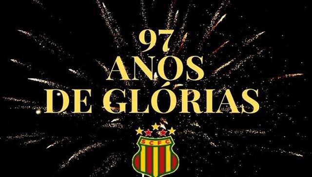 Sampaio Corrêa celebra 97 anos de muita história
