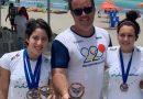 Treinador e nadadoras da Nina vão competir em Portugal