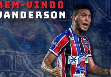 Wanderson é a novidade no Maranhão Atlético Clube