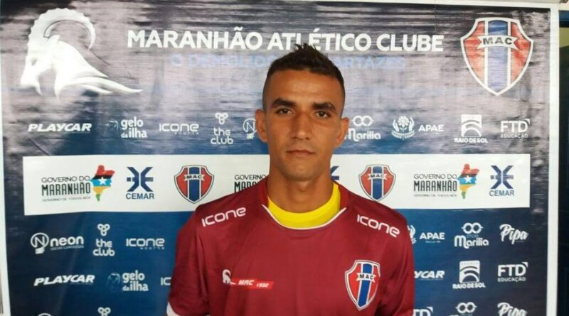 Maranhão A.C anuncia contratação do lateral Michel