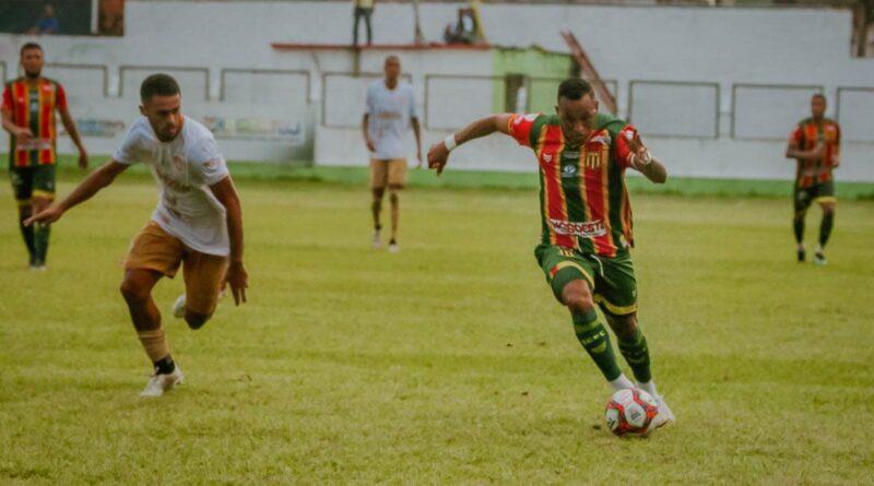 Pinheiro e Sampaio ficaram no empate de 0x0