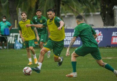 Campeonato Maranhense:Sampaio ajusta detalhes decisivos para o primeiro jogo da final