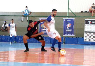 Futsal: Rodada pode definir primeiros classificados para as quartas do Estadual